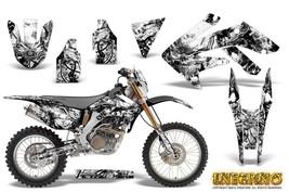 Honda Crf 250 X Crf250 X 2004 2016 Graphics Kit Decals Creatorx Inferno Wnp - $257.35