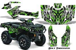 Can Am Outlander 800 1000 R Xt 12 16 Graphics Kit Decals Stickers Btg - $267.25