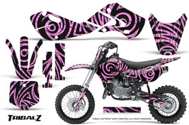 KAWASAKI KLX110 02-09 KX65 00-12 GRAPHICS KIT CREATORX DECALS TRIBALZ PL - $138.55