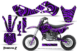 KAWASAKI KLX110 02-09 KX65 00-12 GRAPHICS KIT CREATORX DECALS TRIBALZ PR - $138.55