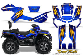 Can Am Outlander Max 500 650 800 R Graphics Kit Creatorx Decals Stickers Sbbl - $267.25