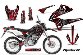 KAWASAKI KLX 250 08-13 D TRACKER GRAPHICS KIT DECALS STICKERS SPIDERX SXR - $178.15
