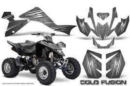 SUZUKI LTZ 400 09-15 GRAPHICS KIT CREATORX DECALS COLD FUSION S - $178.15
