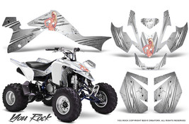 SUZUKI LTZ 400 09-15 GRAPHICS KIT CREATORX DECALS YOU ROCK W - $178.15