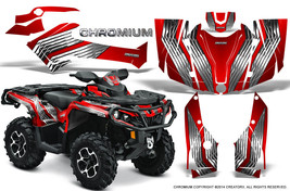 Can Am Outlander 500 650 800 1000 2013 2016 Graphics Kit Creatorx Decals Chrr - $267.25