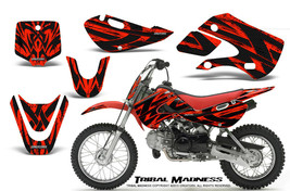 KAWASAKI KLX110 02-09 KX65 00-12 GRAPHICS KIT CREATORX DECALS TMR - $138.55
