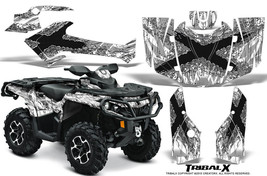 Can Am Outlander 500 650 800 1000 2013 2016 Graphics Kit Creatorx Tribalx Sw - $267.25