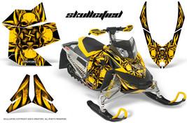 Ski Doo Rev Xp Snowmobile Sled Graphics Kit Wrap Creatorx Decals Sfy - $296.95