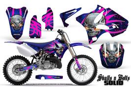 Yamaha Yz125 Yz250 2 Stroke 2002 2012 Graphics Kit Creatorx Decals Snbsdpbl - $178.15