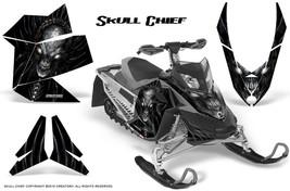 Ski Doo Rev Xp Snowmobile Sled Graphics Kit Wrap Creatorx Decals Scsb - $296.95