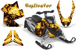 Ski Doo Rev Xp Snowmobile Sled Graphics Kit Wrap Decals Creatorx Rcyb - $296.95