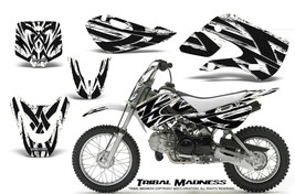 KAWASAKI KLX110 02-09 KX65 00-12 GRAPHICS KIT CREATORX DECALS TMW - $138.55