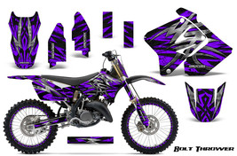 Suzuki Rm 125 250 Graphics Kit 2001 2009 Creatorx Decals Btprnpr - $267.25