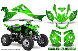 SUZUKI LTZ 400 09-15 GRAPHICS KIT CREATORX DECALS COLD FUSION G - $178.15