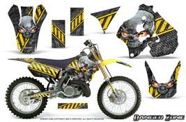 Suzuki Rm 250 1996 1998 Graphics Kit Creatorx Decals Dzy Np - $257.35
