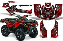 Can Am Outlander 800 1000 R Xt 12 16 Graphics Kit Creatorx Decals Stickers Sxr - $267.25