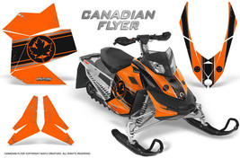 Ski Doo Rev Xp Snowmobile Sled Graphics Kit Wrap Creatorx Decals Can Flyer Bo - $296.95