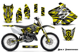 Suzuki Rm 125 250 Graphics Kit 2001 2009 Creatorx Decals Btyb - $178.15