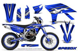 Yamaha Wr450 F 2012 2013 2014 Graphics Kit Creatorx Decals Speedx Bblnp - $257.35
