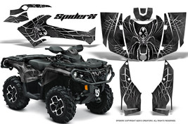 Can Am Outlander 500 650 800 1000 2013 2016 Graphics Kit Creatorx Decals Sxs - $267.25