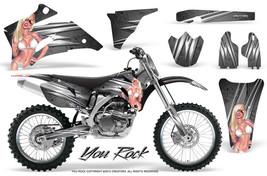 Yamaha Yz250 F Yz450 F 06 09 Graphics Kit Creatorx Decals Yrsnp - $257.35