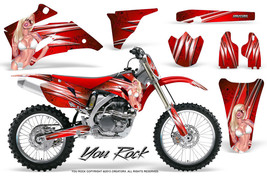 Yamaha Yz250 F Yz450 F 06 09 Graphics Kit Creatorx Decals Yrrnp - $257.35