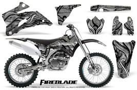 Yamaha Yz250 F Yz450 F 06 09 Graphics Kit Creatorx Decals Fireblade S - $178.15