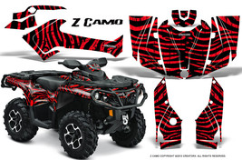 Can Am Outlander 800 1000 R Xt 12 16 Graphics Kit Creatorx Decals Stickers Zcr - $267.25