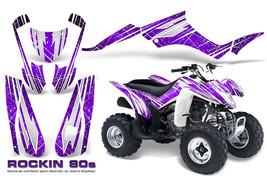Suzuki Ltz 250 Graphics Kit Creatorx Ltz250 Decals Stickers Rockin 80 S Pr - $178.15