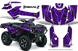 Can Am Outlander 500 650 800 1000 2013 2016 Graphics Kit Creatorx Decals Tzpr - $267.25