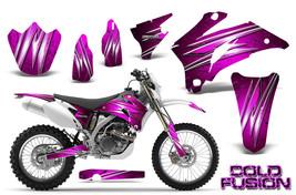 Yamaha Wr250 F Wr450 F 2007 2011 Graphics Kit Creatorx Decals Cfp - $178.15