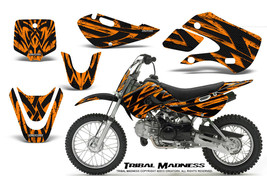 KAWASAKI KLX110 02-09 KX65 00-12 GRAPHICS KIT CREATORX DECALS TMO - $138.55