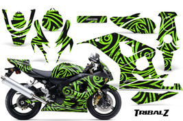 Suzuki Gsxr Gsx 600 750 2004 2005 Graphic Kits Creatorx Decals Stickers Tzg - $296.95