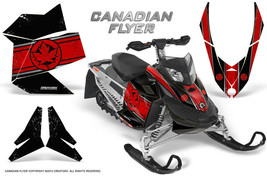 Ski Doo Rev Xp Snowmobile Sled Graphics Kit Wrap Creatorx Decals Can Flyer Rb - $296.95