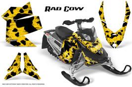 Ski Doo Rev Xp Snowmobile Sled Graphics Kit Wrap Decals Creatorx Rad Cow Yb - $296.95