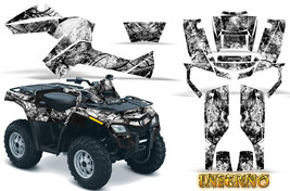 Can Am Outlander 500 650 800 R 1000 Graphics Kit Decals Stickers Inferno W - $267.25