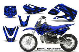 KAWASAKI KLX110 02-09 KX65 00-12 GRAPHICS KIT CREATORX DECALS TMBL - $138.55
