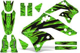 KAWASAKI KX250F KX 250 F 06-08 GRAPHICS KIT CREATORX DECALS TBYG - $178.15