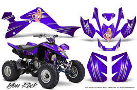 SUZUKI LTZ 400 09-15 GRAPHICS KIT CREATORX DECALS YOU ROCK PR - $178.15