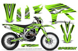 Yamaha Wr450 F 2012 2013 2014 Graphics Kit Creatorx Decals Speedx Bgnp - $257.35