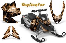 Ski Doo Rev Xp Snowmobile Sled Graphics Kit Wrap Decals Creatorx Rcbr - $296.95
