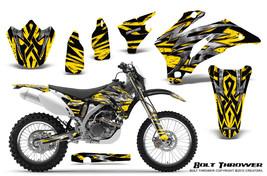 Yamaha Wr250 F Wr450 F 2007 2011 Graphics Kit Creatorx Decals Bty - $178.15