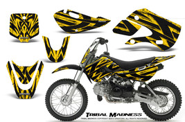 KAWASAKI KLX110 02-09 KX65 00-12 GRAPHICS KIT CREATORX DECALS TMY - $138.55