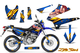 KAWASAKI KLX 250 08-13 D TRACKER GRAPHICS KIT CREATORX DECALS STICKERS L... - $267.25