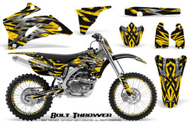 Yamaha Yz250 F Yz450 F 06 09 Graphics Kit Creatorx Decals Btynpr - $267.25