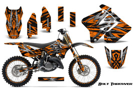 Suzuki Rm 125 250 Graphics Kit 2001 2009 Creatorx Decals Btonpr - $267.25