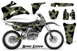 Yamaha Yz250 F Yz450 F 06 09 Graphics Kit Creatorx Decals Rad Cow Ganp - $257.35