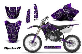 Yamaha Yz85 2 Stroke 2002 2014 Creatorx Graphics Kit Decals Spiderx Sxpr - $178.15