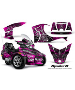 CAN-AM BRP SPYDER RT RT-S GRAPHICS KIT CREATORX DECALS SPIDERX SXP - $544.45
