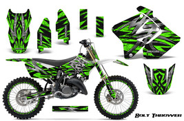 Suzuki Rm 125 250 Graphics Kit 2001 2009 Creatorx Decals Btgnpr - $267.25
